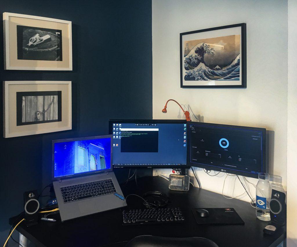 external monitors