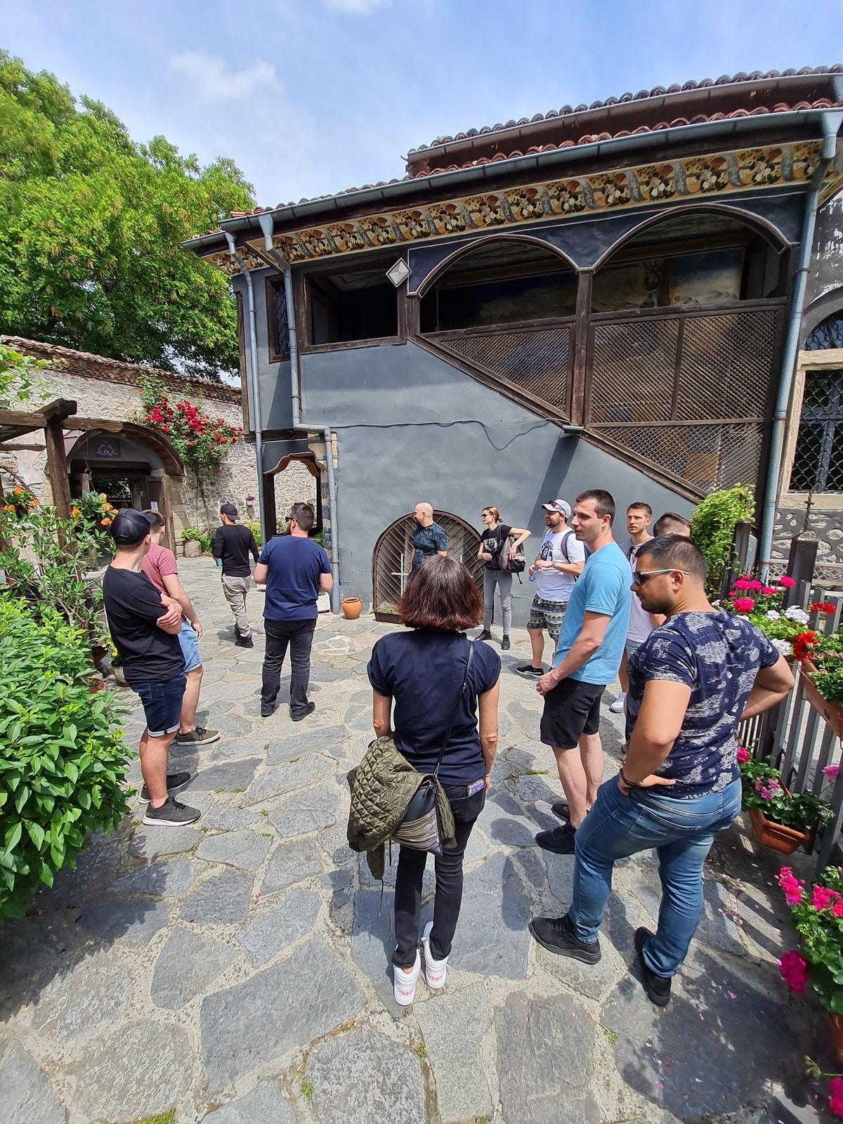 exploring plovdiv
