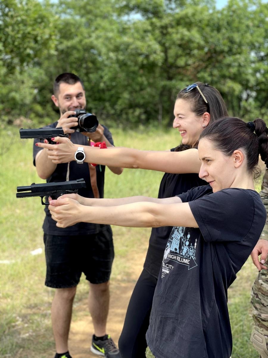 shooting team retreat